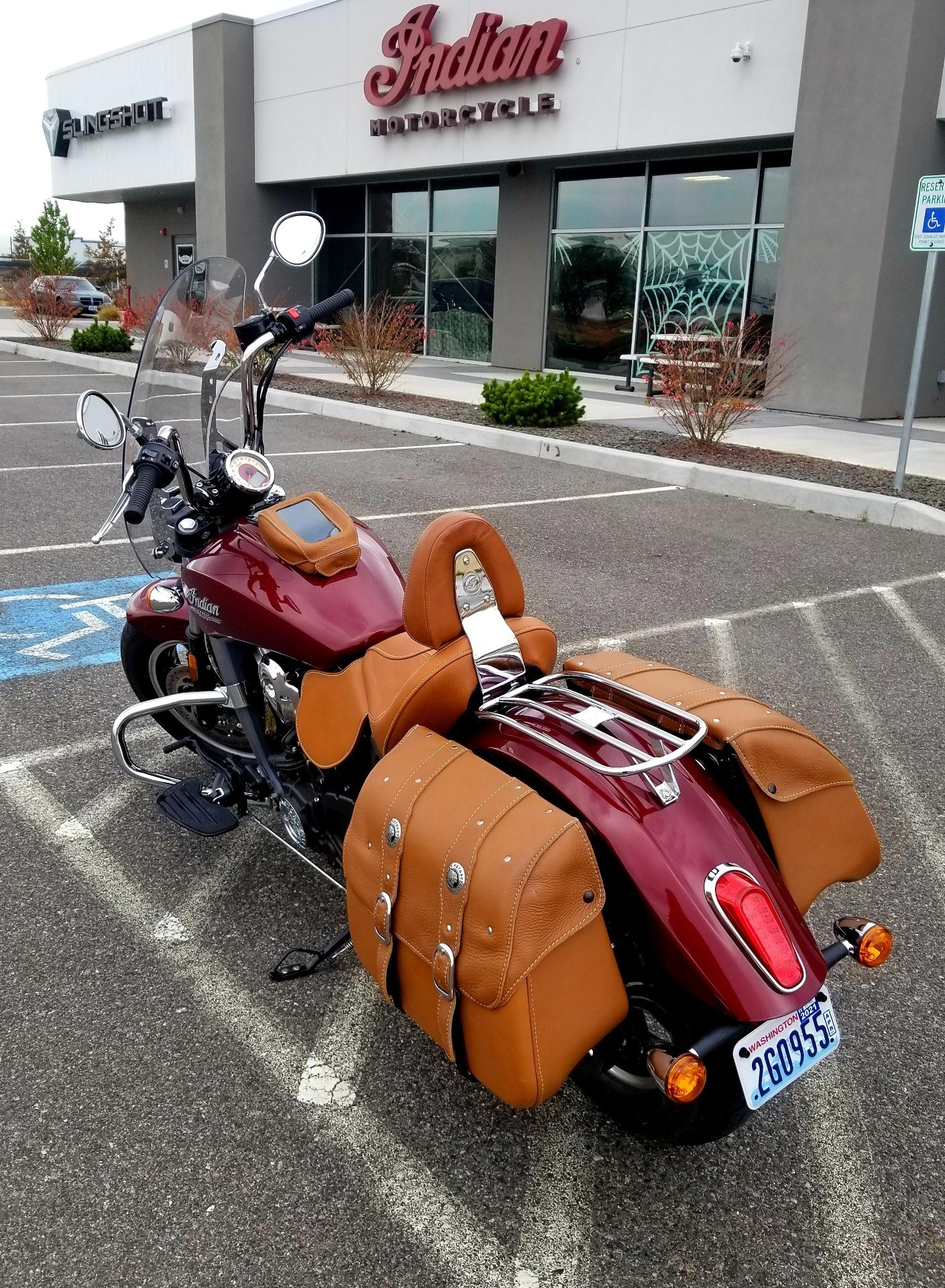 2017 Indian Scout® ABS in Pasco, Washington - Photo 2