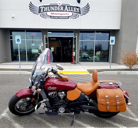 2017 Indian Scout® ABS in Pasco, Washington - Photo 1