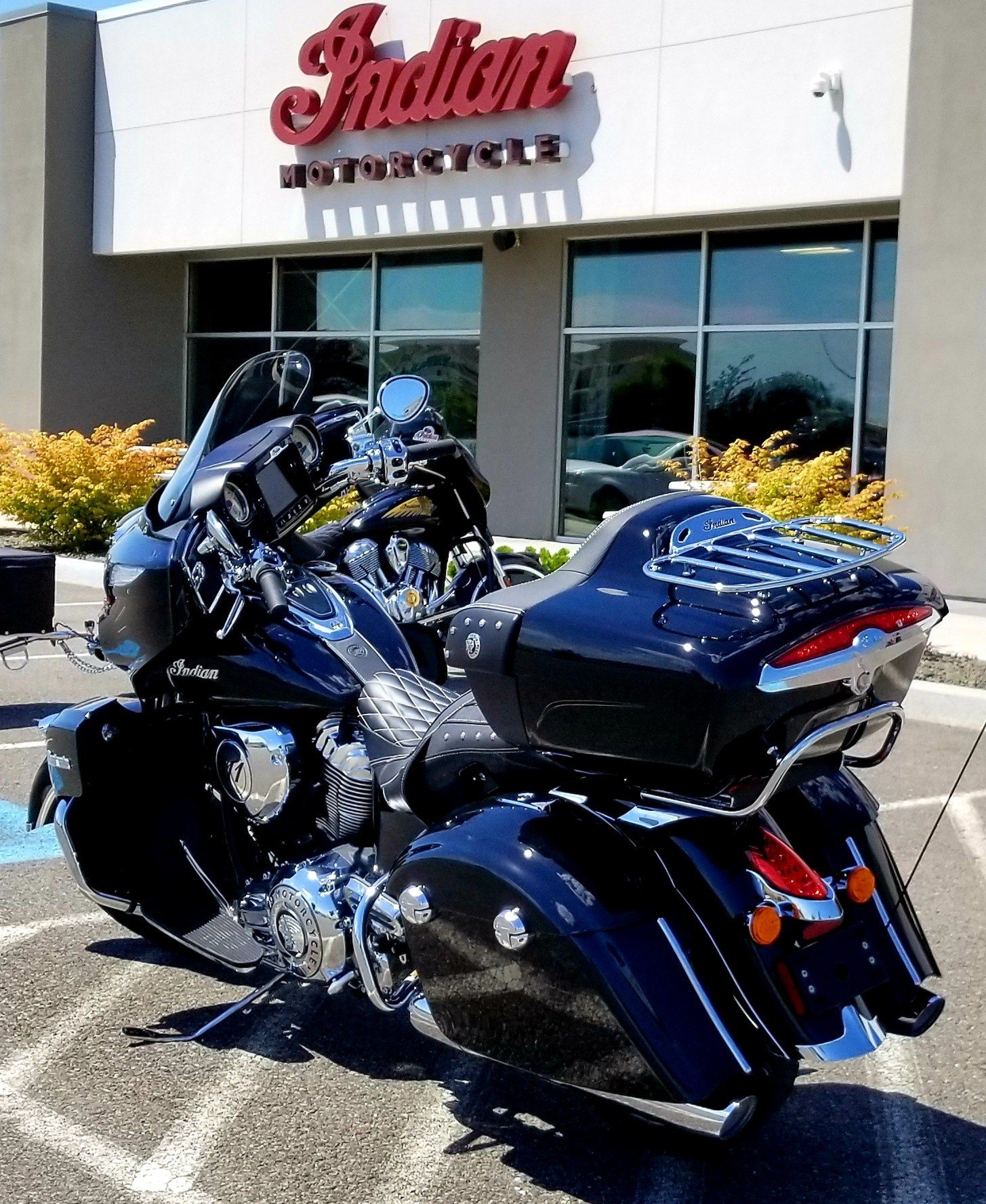 2019 Indian Roadmaster® ABS in Pasco, Washington - Photo 2