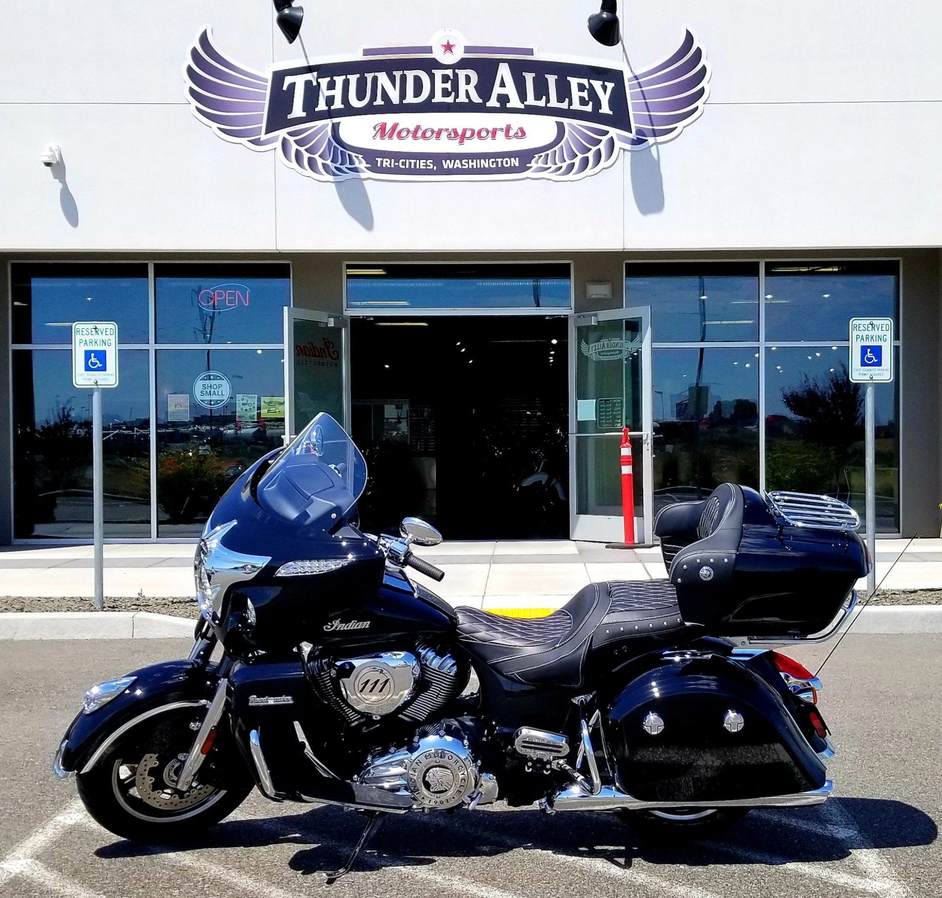 2019 Indian Roadmaster® ABS in Pasco, Washington - Photo 1