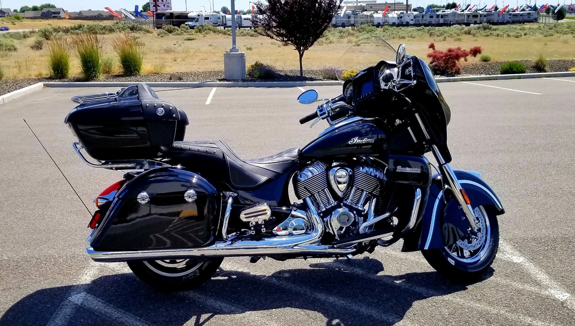 2019 Indian Roadmaster® ABS in Pasco, Washington - Photo 5