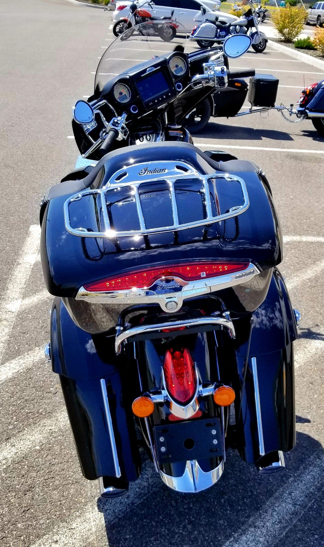 2019 Indian Roadmaster® ABS in Pasco, Washington - Photo 3