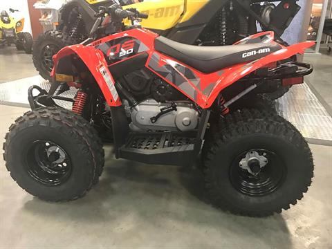 2017 Can-Am DS 90 in Las Vegas, Nevada