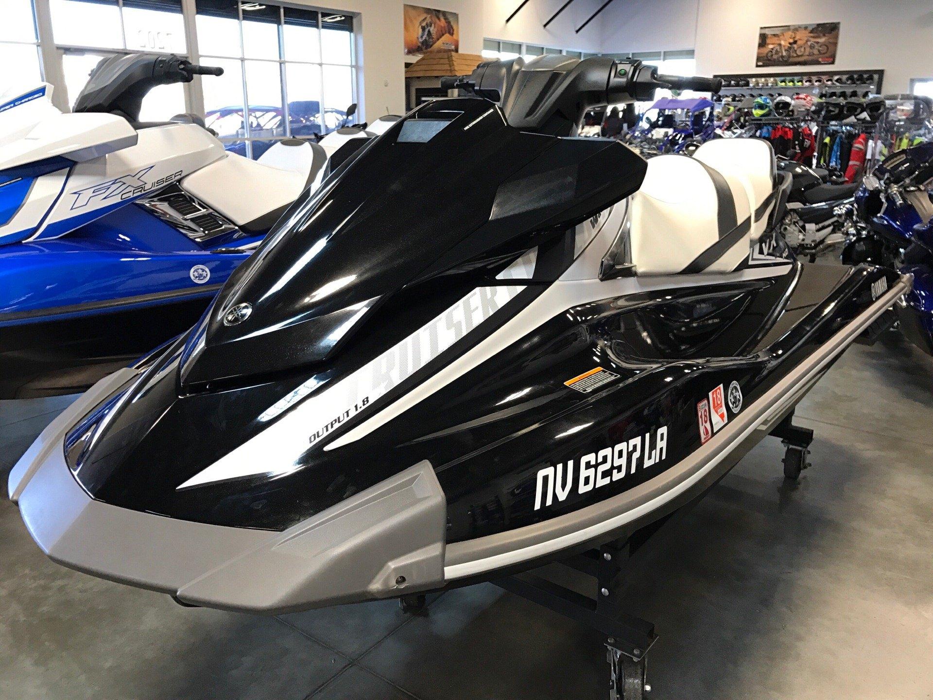 2016 Yamaha VX Cruiser HO for sale 229035
