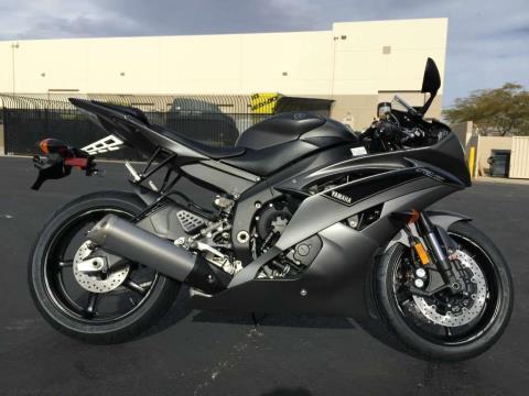2016 Yamaha YZF-R6 in Las Vegas, Nevada