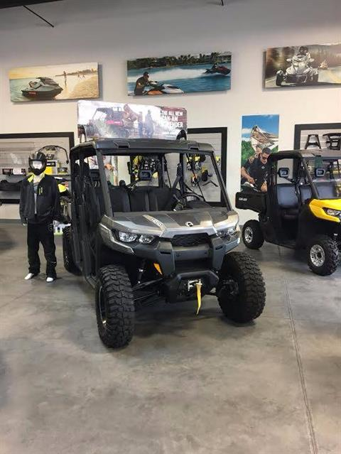2017 Can-Am Defender MAX XT HD10 in Las Vegas, Nevada