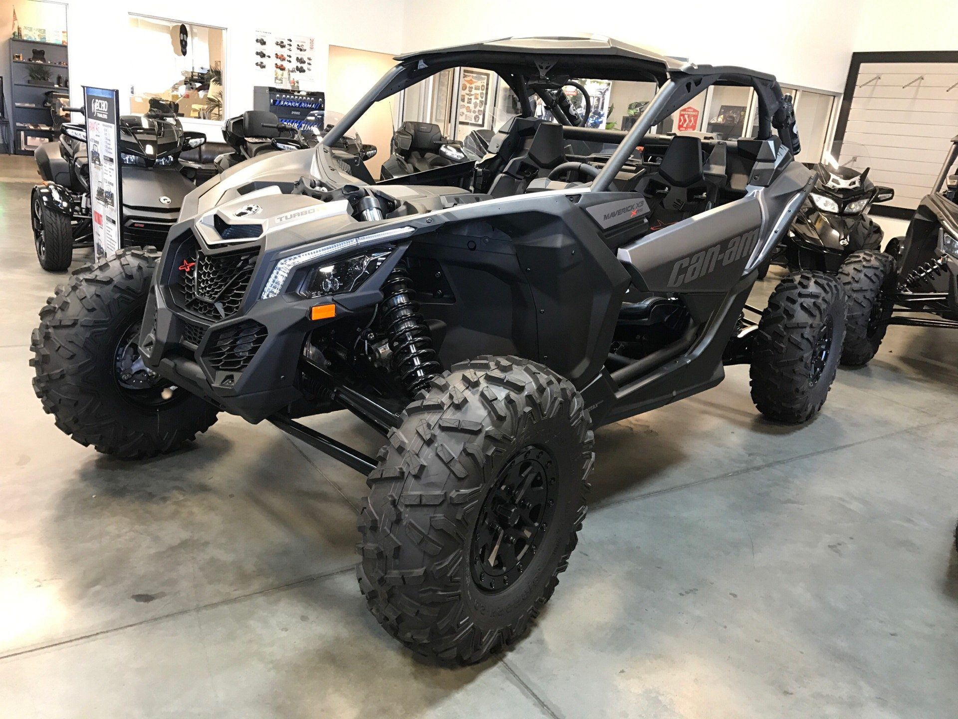 2018 Can-Am Maverick X3 X rs Turbo R in Las Vegas, Nevada