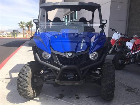 2016 Yamaha Wolverine R-Spec EPS in Las Vegas, Nevada