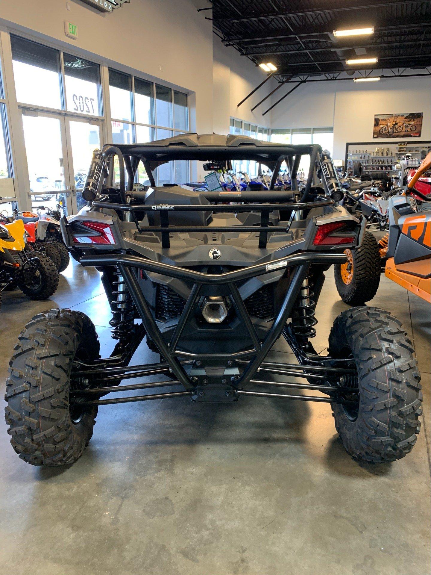 2019 Can-Am™ Maverick X3 Max X rs Turbo R 4