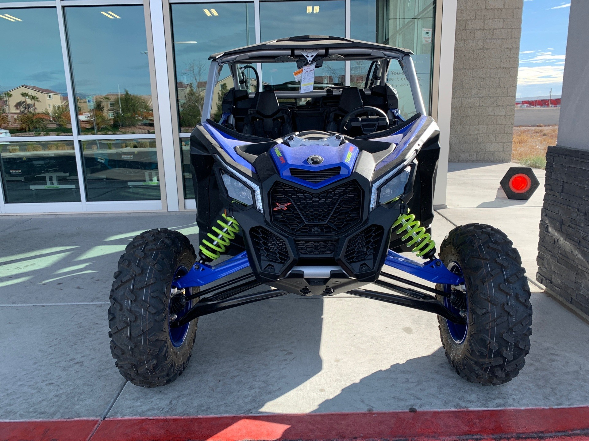2020 Can-Am Maverick X3 X RS Turbo RR in Las Vegas, Nevada - Photo 2