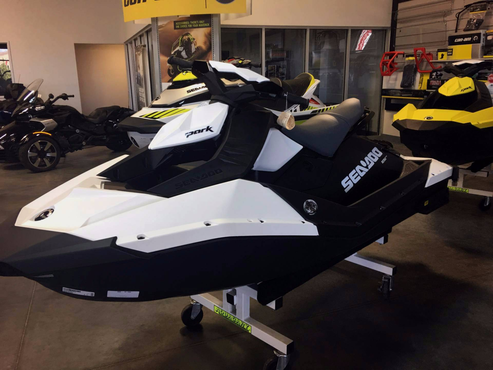 2017 Sea-Doo SPARK 2up 900 H.O. ACE in Las Vegas, Nevada