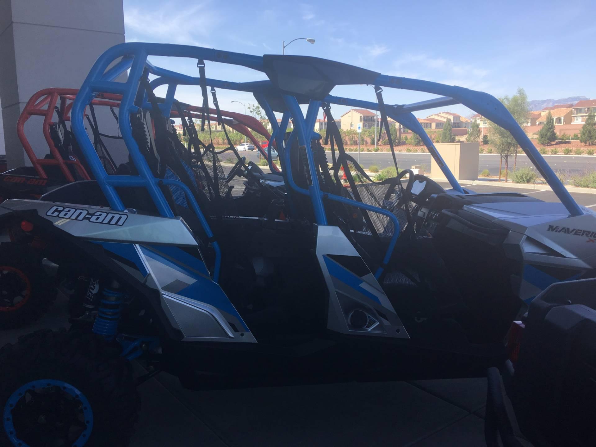 2017 Can-Am Maverick MAX X ds Turbo in Las Vegas, Nevada