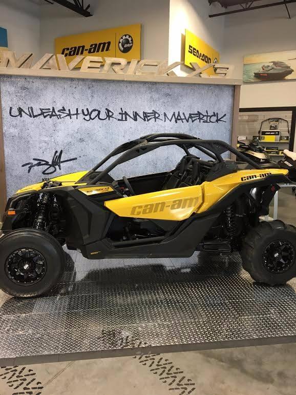 2017 Can-Am Maverick X3 X ds Turbo R in Las Vegas, Nevada