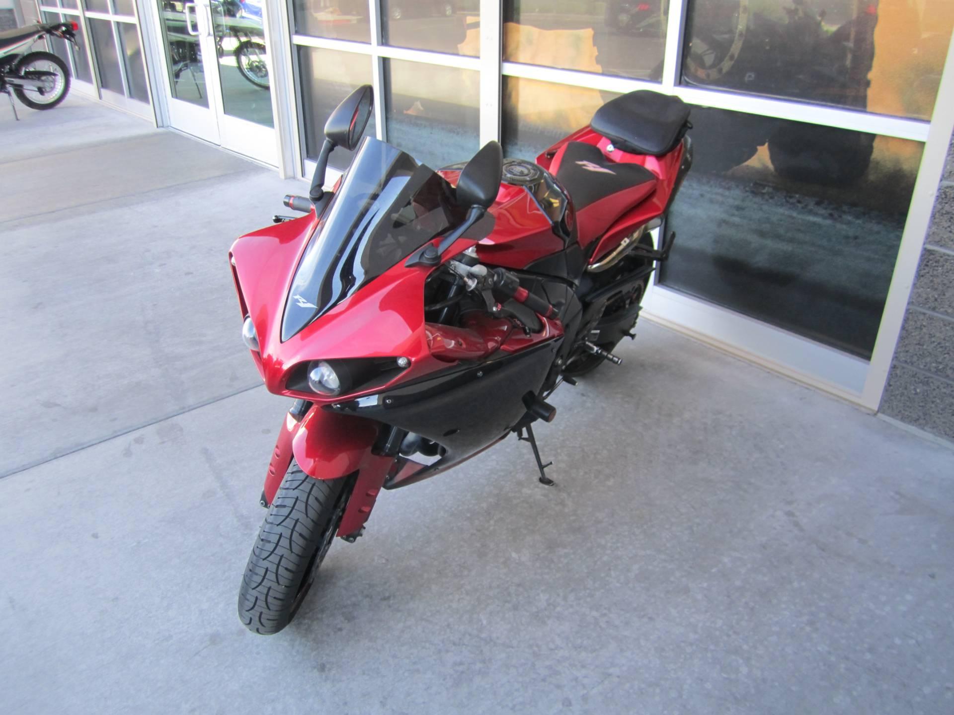 2011 Yamaha YZF-R1 for sale 132454