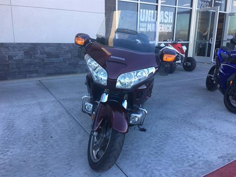 2008 Honda Gold Wing® Audio Comfort Navi ABS in Las Vegas, Nevada
