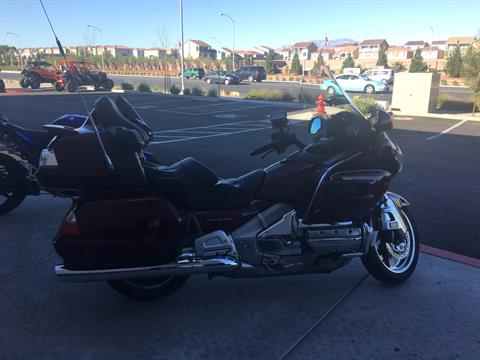 2008 Honda Gold Wing® Audio Comfort Navi ABS in Las Vegas, Nevada