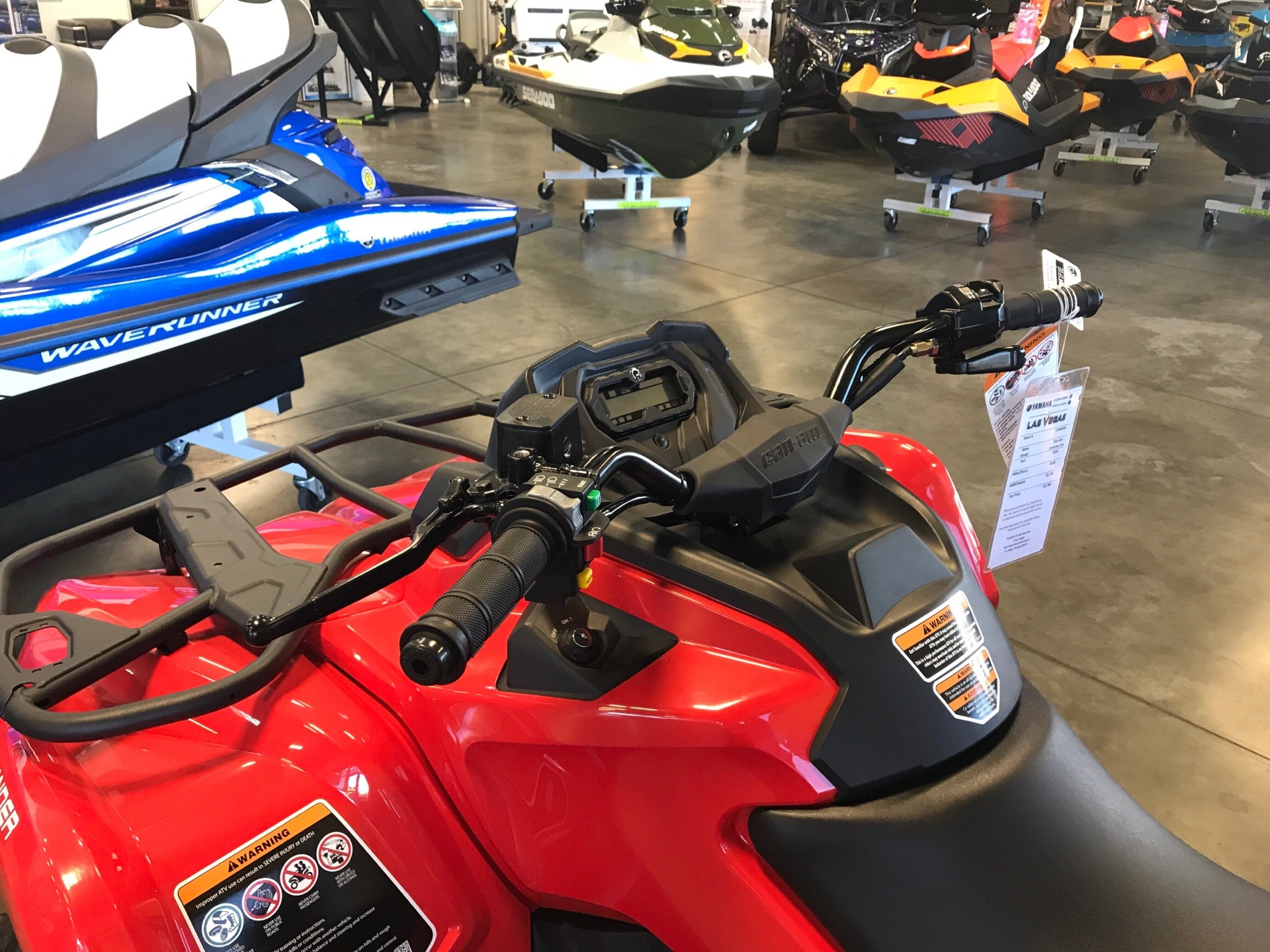 2019 Can-Am Outlander 570 in Las Vegas, Nevada - Photo 3