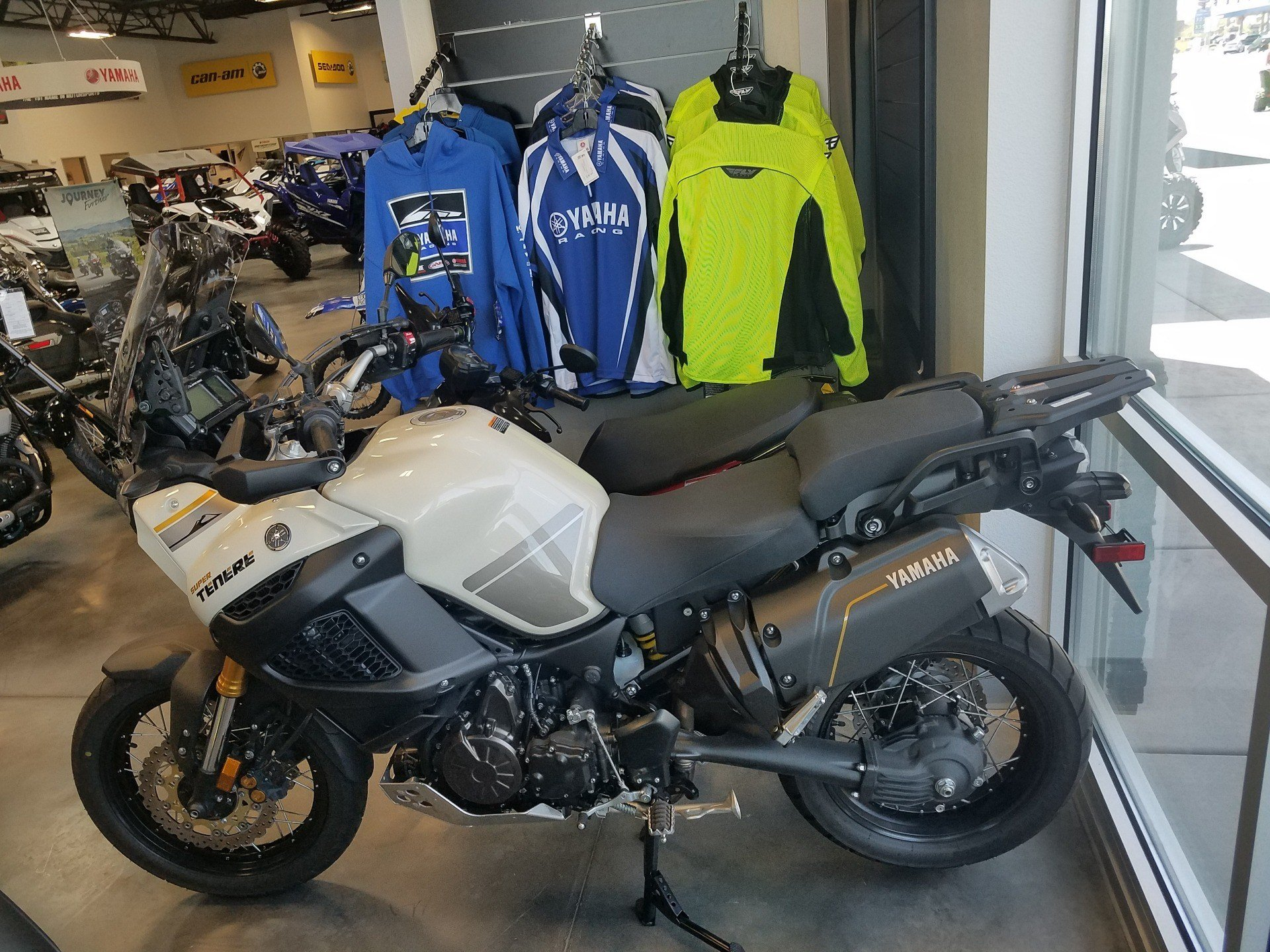 2017 Yamaha Super Ténéré in Las Vegas, Nevada
