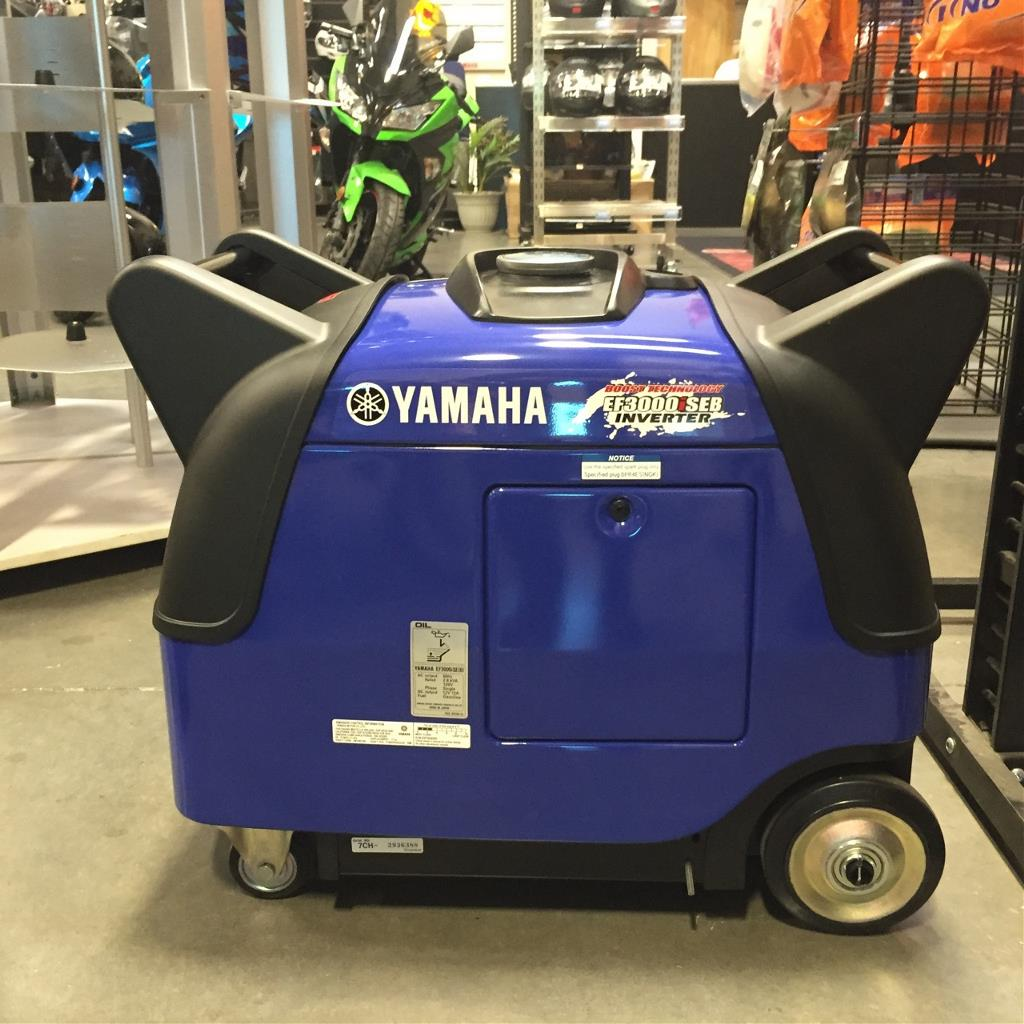 2016 Yamaha Inverter EF3000iSEB in Las Vegas, Nevada