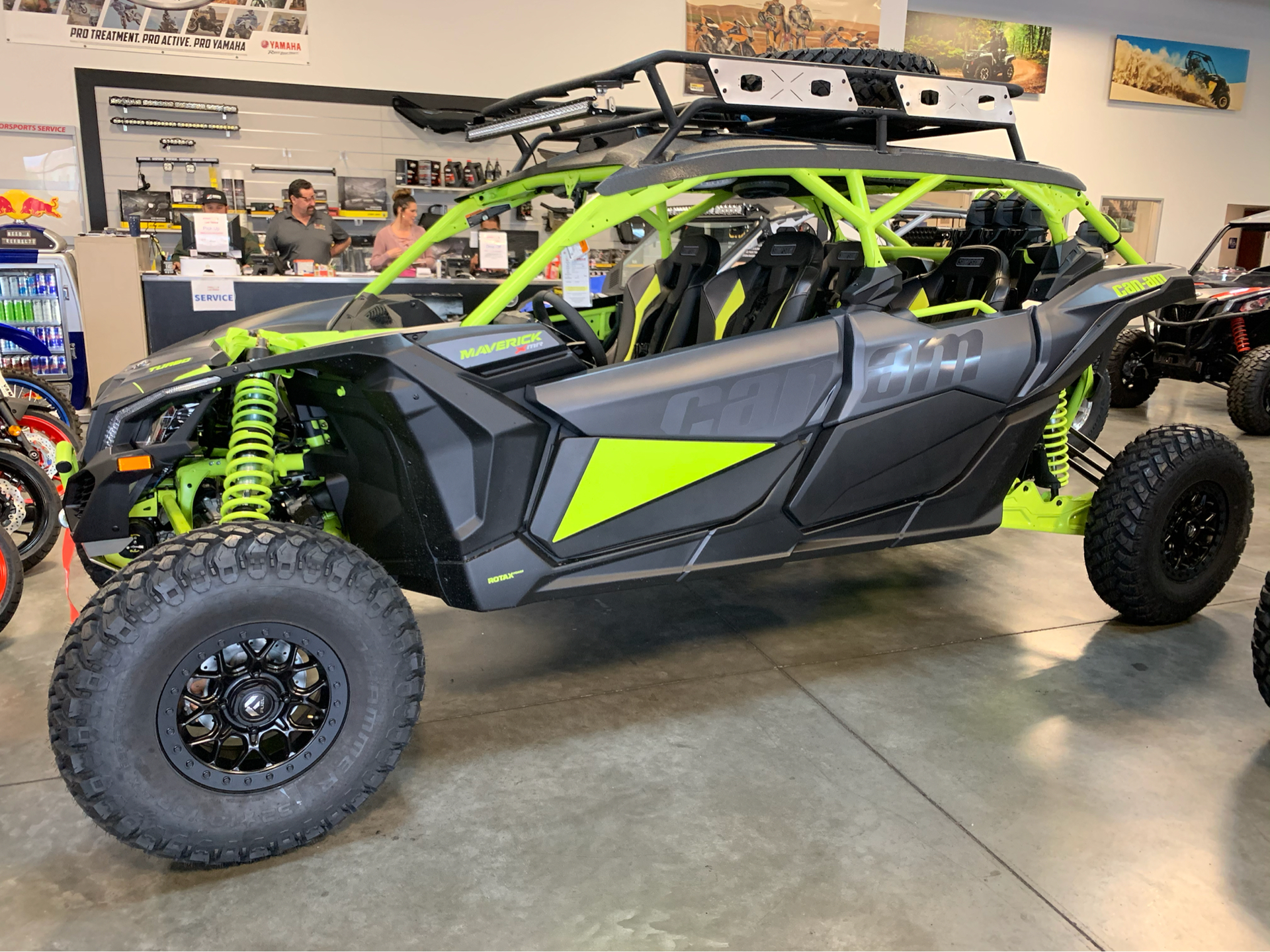 2020 Can-Am Maverick X3 MAX X MR Turbo RR in Las Vegas, Nevada - Photo 1
