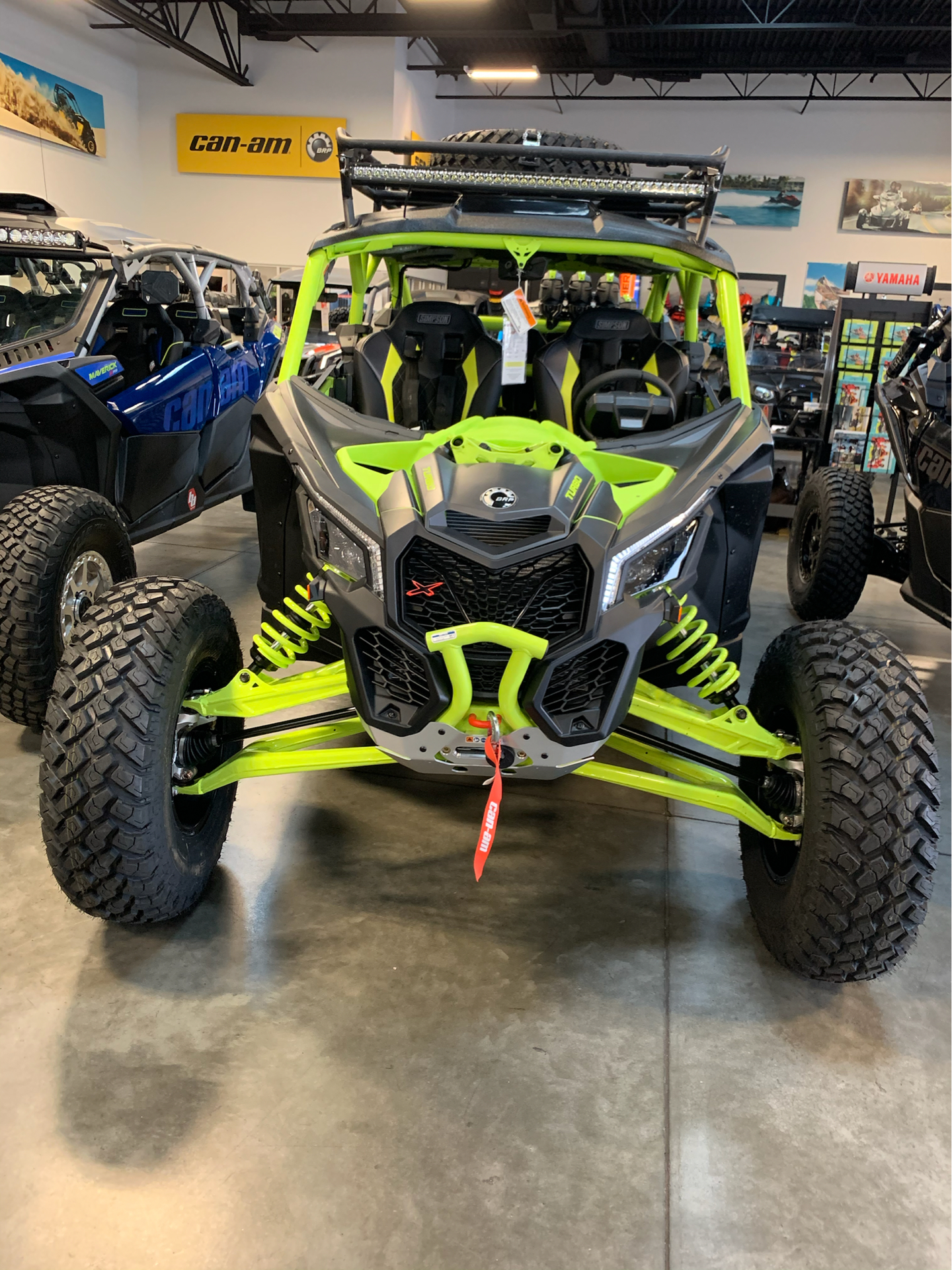 2020 Can-Am Maverick X3 MAX X MR Turbo RR in Las Vegas, Nevada - Photo 3