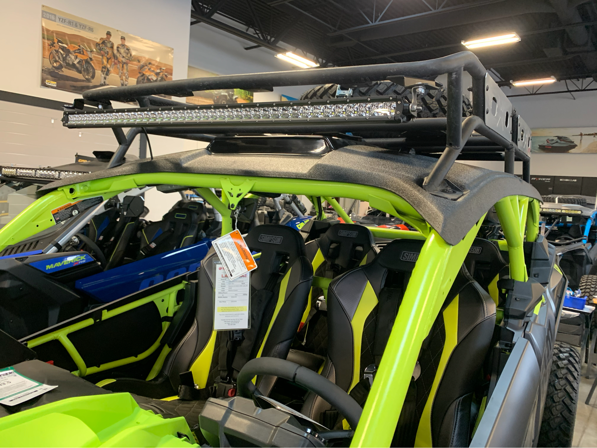 2020 Can-Am Maverick X3 MAX X MR Turbo RR in Las Vegas, Nevada - Photo 9