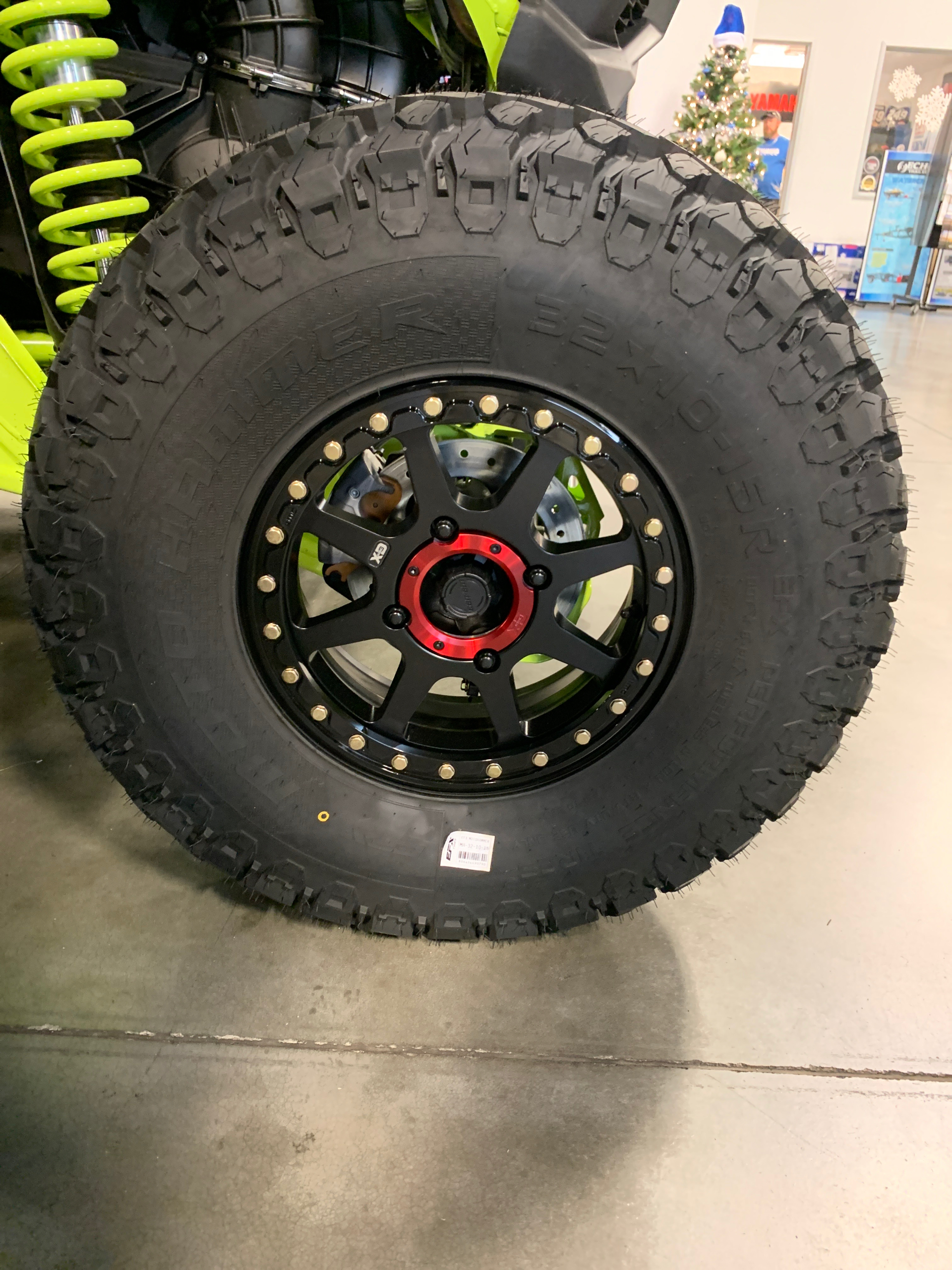 2020 Can-Am Maverick X3 MAX X MR Turbo RR in Las Vegas, Nevada - Photo 13