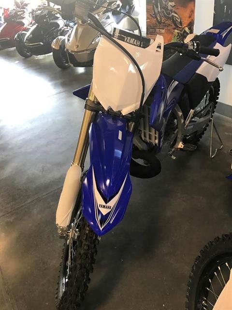2017 Yamaha YZ250 in Las Vegas, Nevada