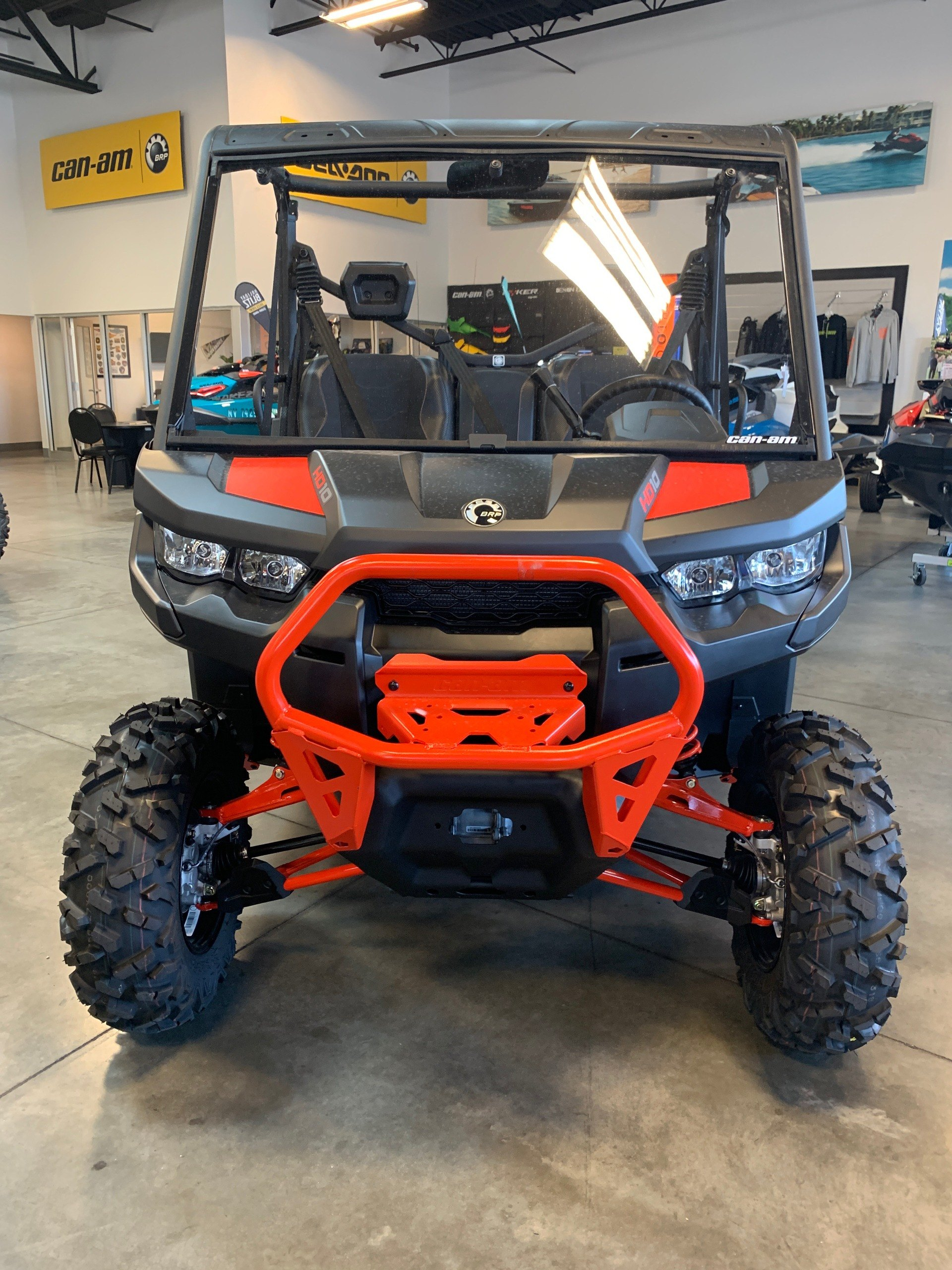 2019 Can-Am Defender XT-P HD10 in Las Vegas, Nevada - Photo 2