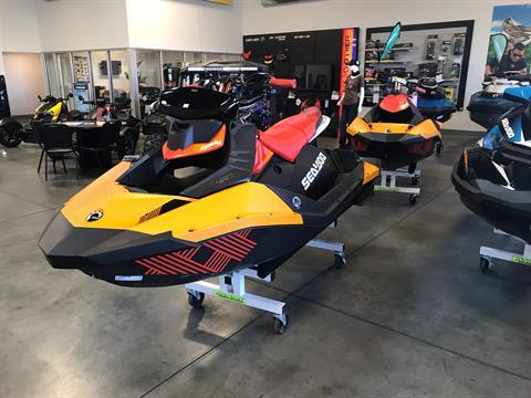 2019 Sea-Doo Spark Trixx 2up iBR + Sound System in Las Vegas, Nevada - Photo 1