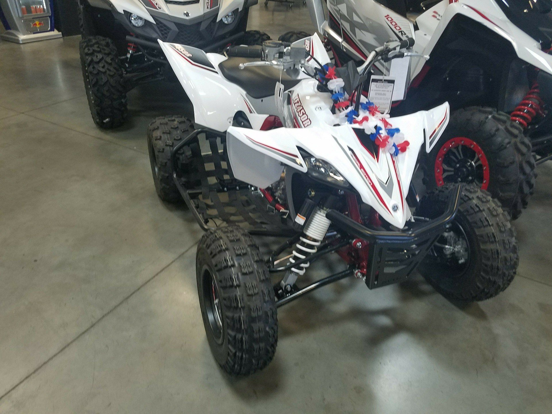 2018 Yamaha YFZ450R SE for sale 156632