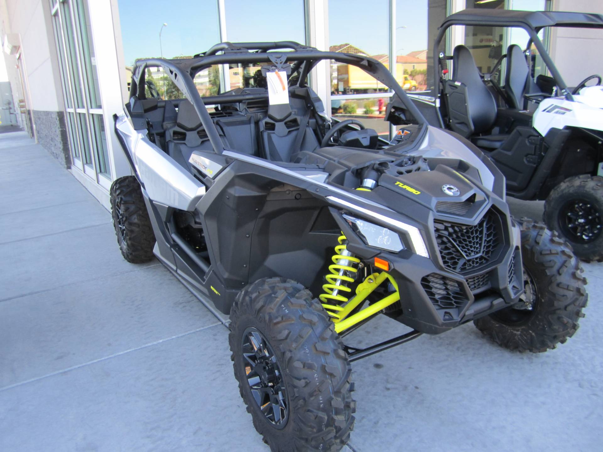 2018 Can Am Maverick X3 Turbo In Las Vegas Nevada