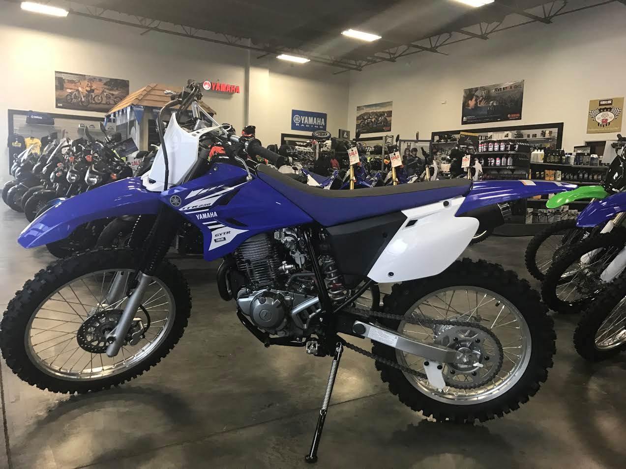2017 Yamaha TT-R230 in Las Vegas, Nevada