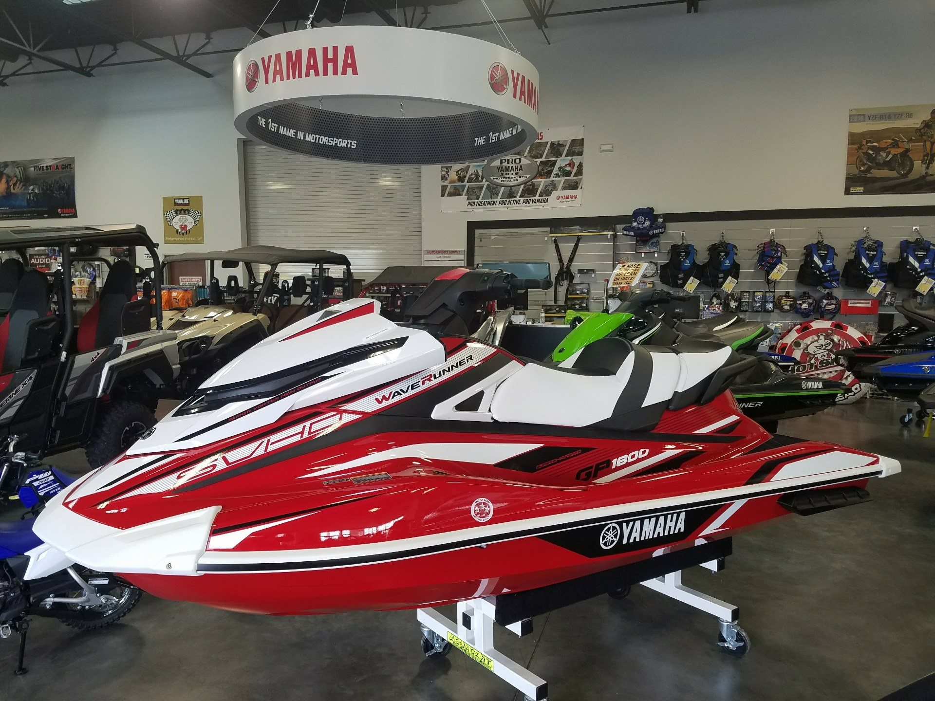 2018 Yamaha GP1800 in Las Vegas, Nevada