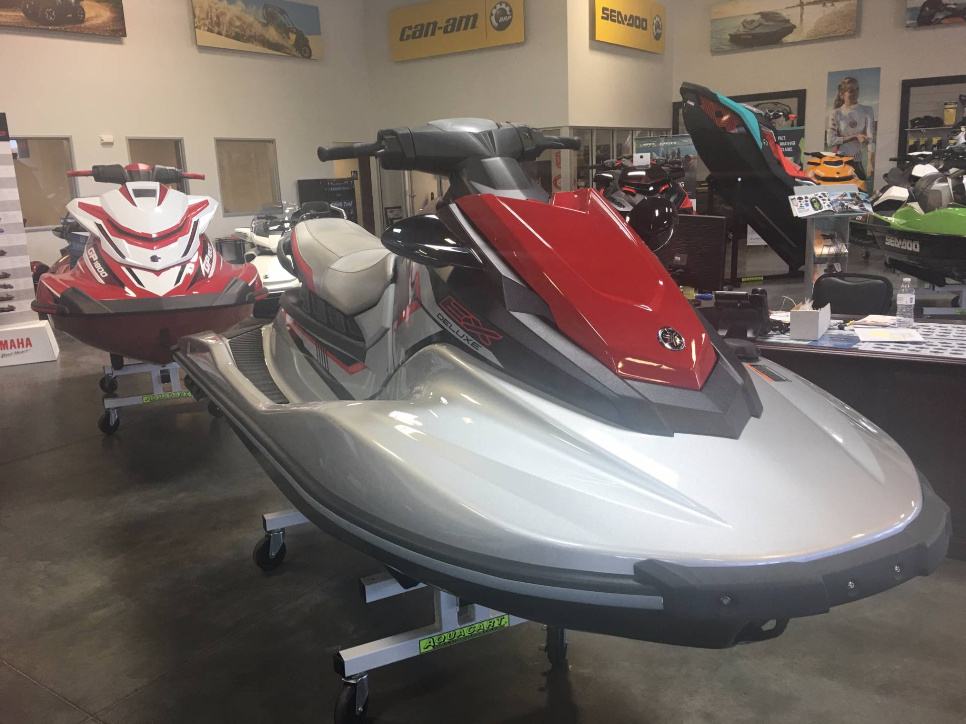 2017 Yamaha EX Deluxe for sale 9591