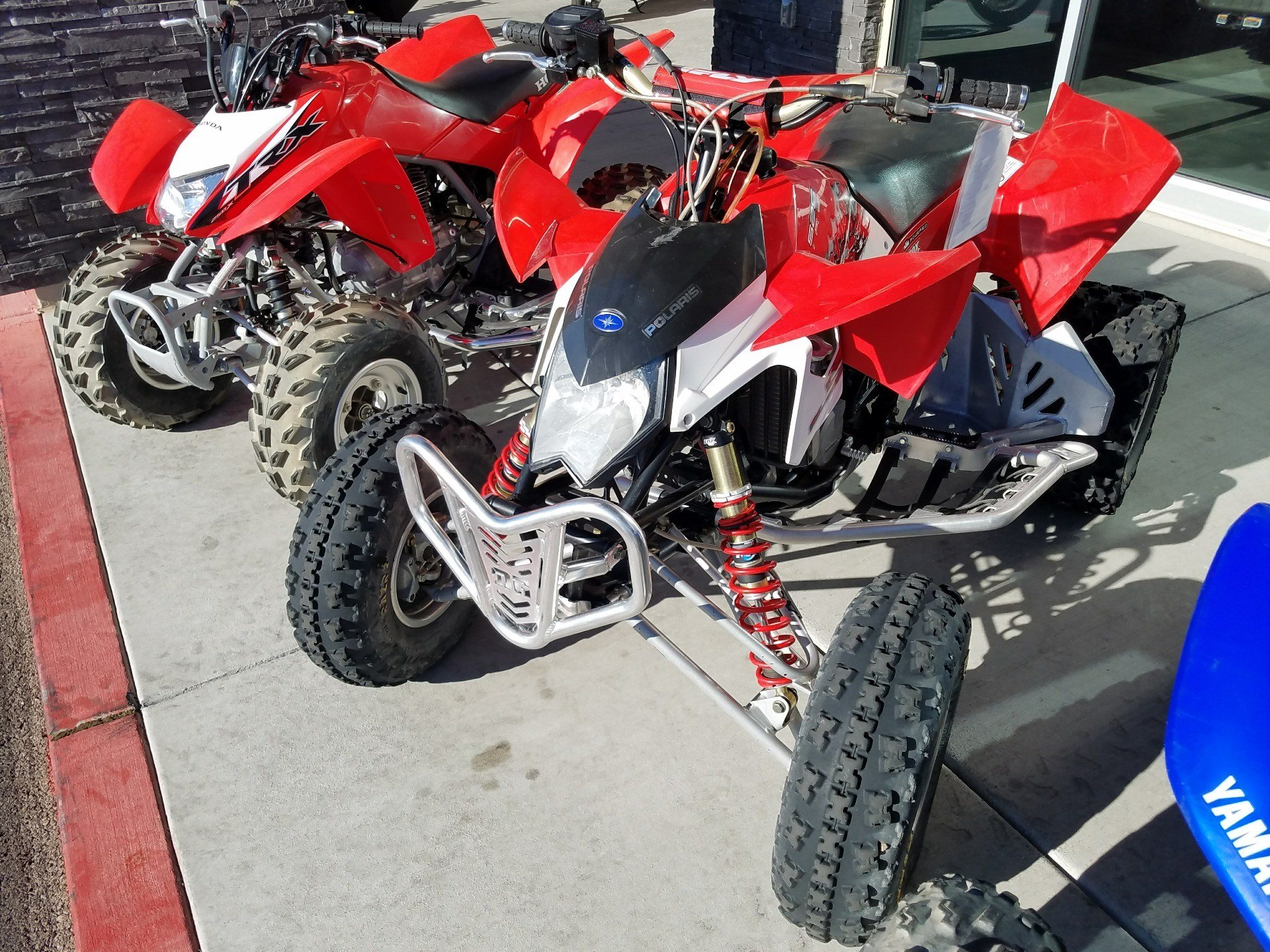 2009 Polaris Outlaw™ 525 IRS in Las Vegas, Nevada