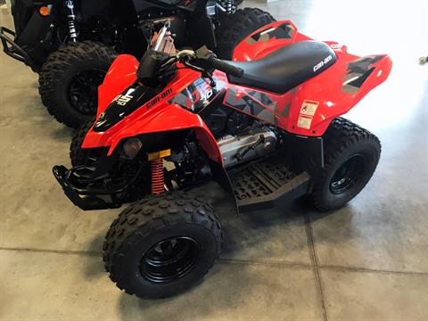 2017 Can-Am DS 70 in Las Vegas, Nevada