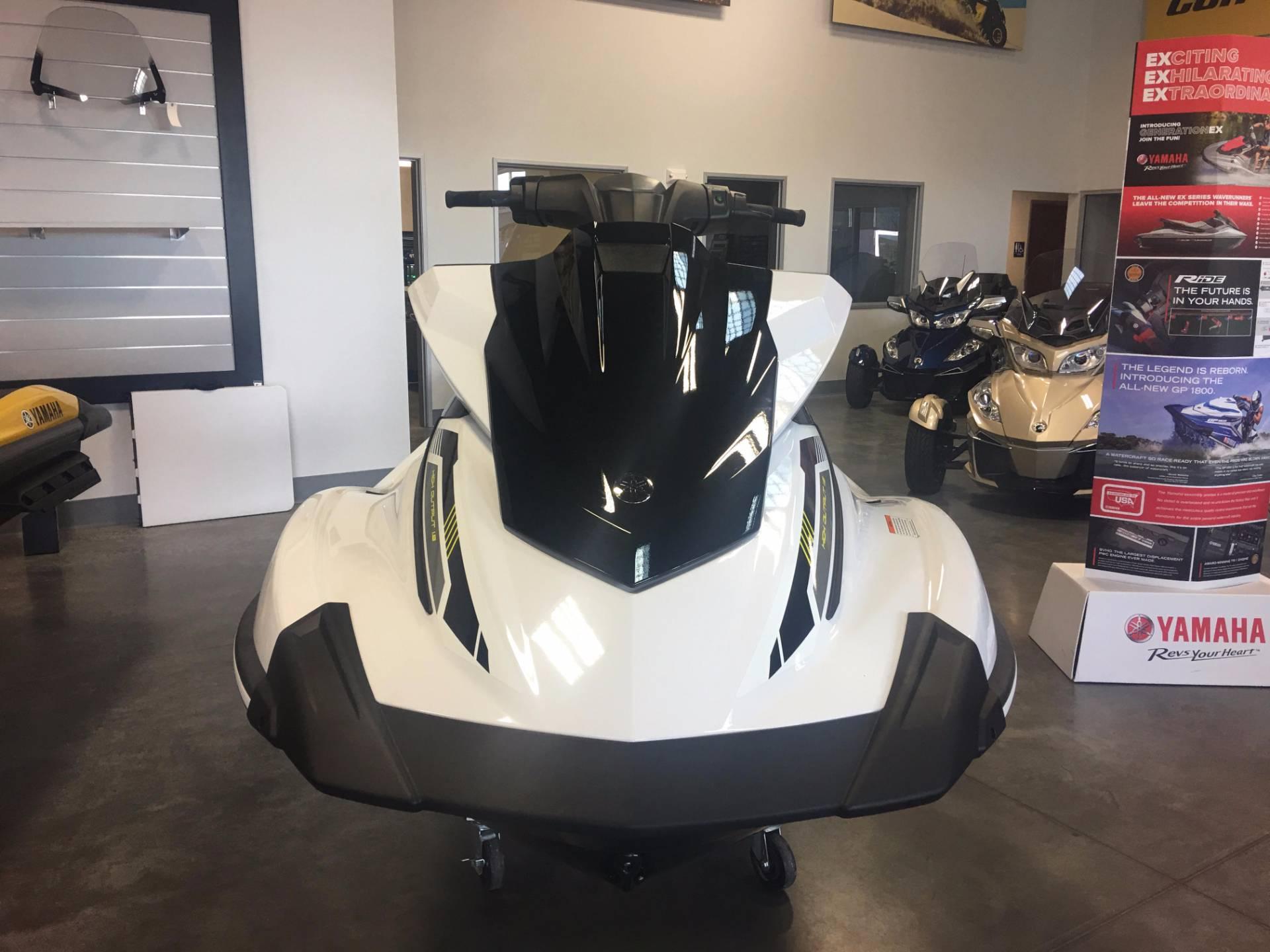 2017 Yamaha VX Cruiser HO in Las Vegas, Nevada