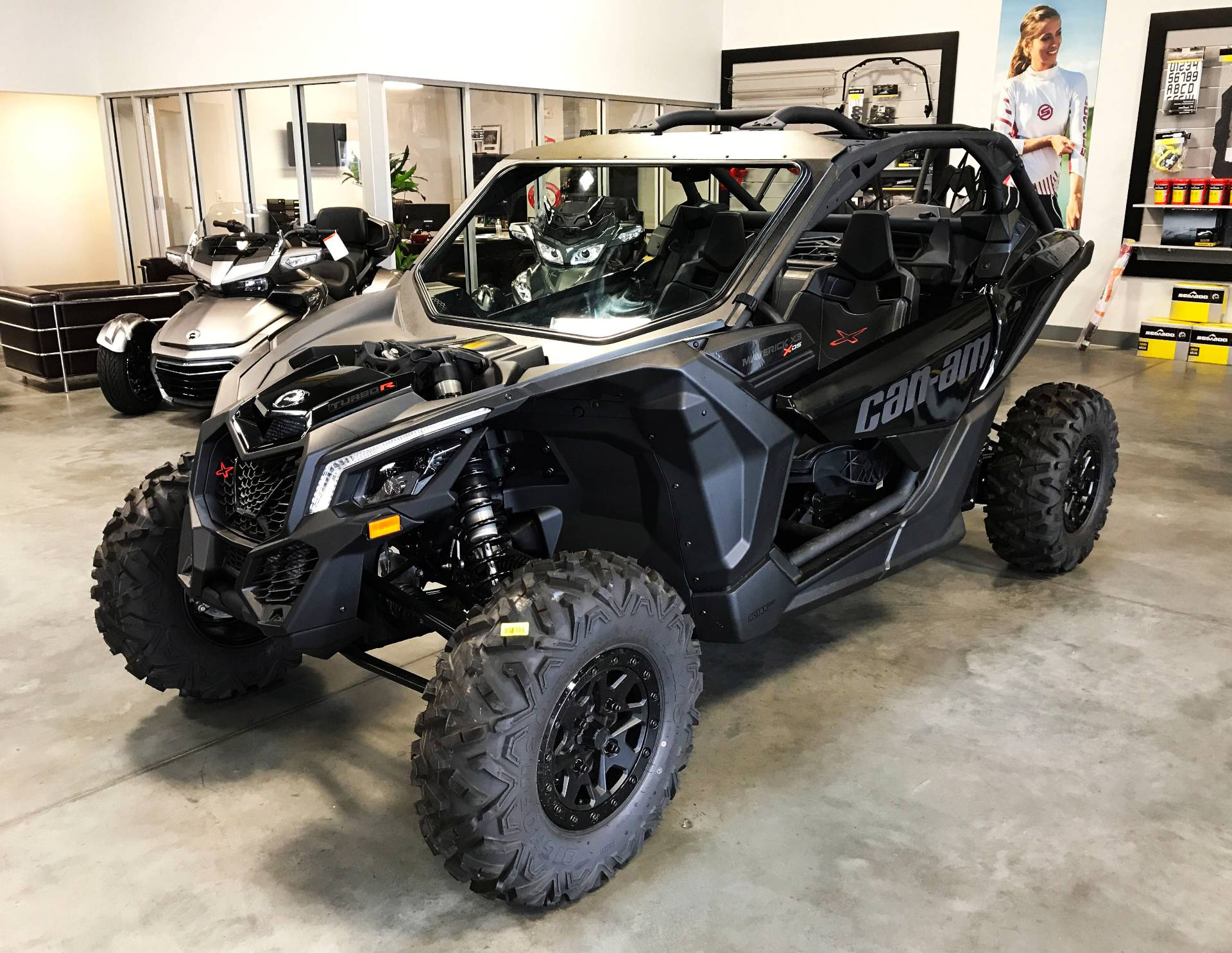 2017 Can-Am Maverick X3 X ds Turbo R in Las Vegas, Nevada