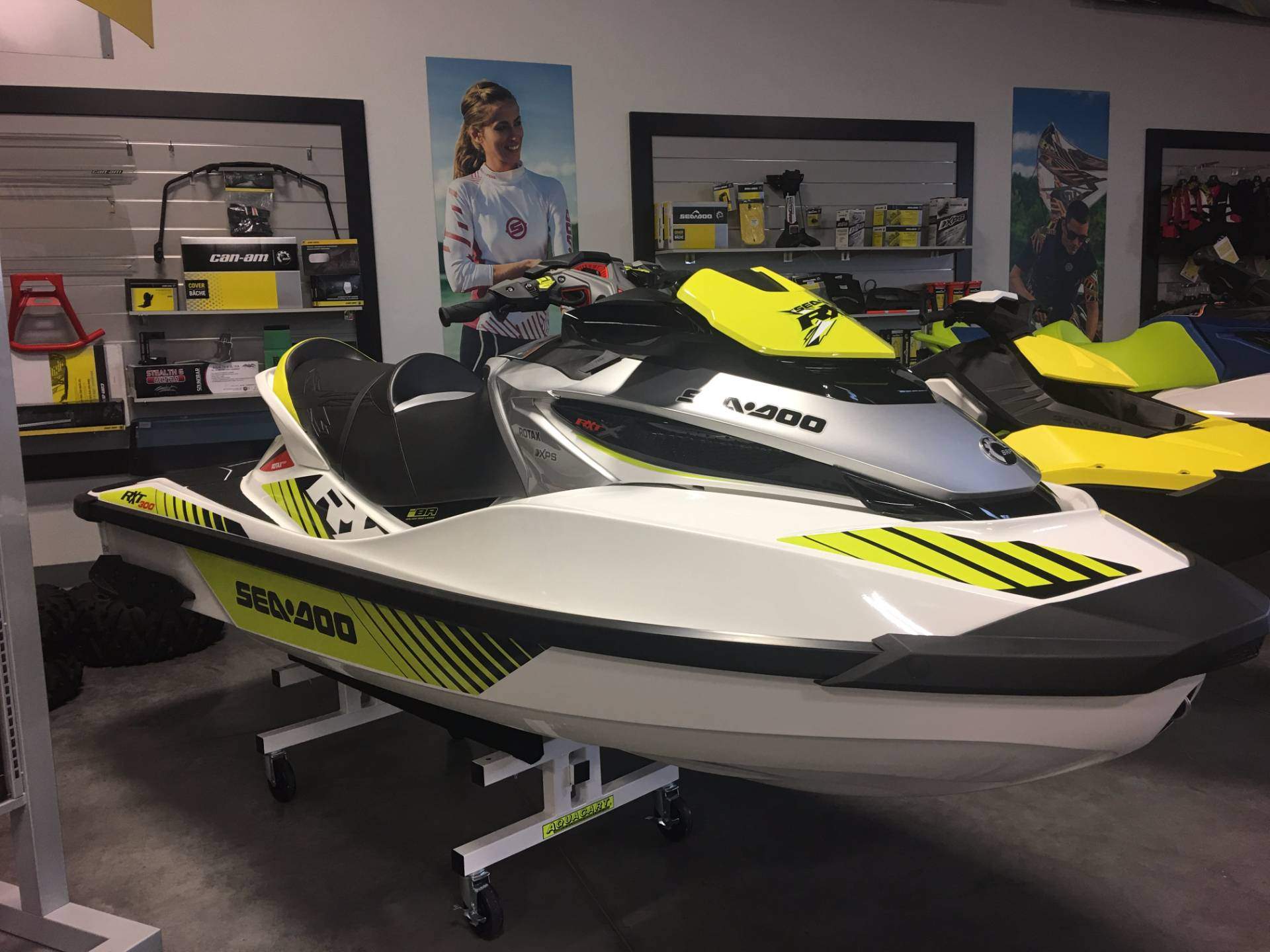2017 Sea-Doo RXT-X 300 in Las Vegas, Nevada