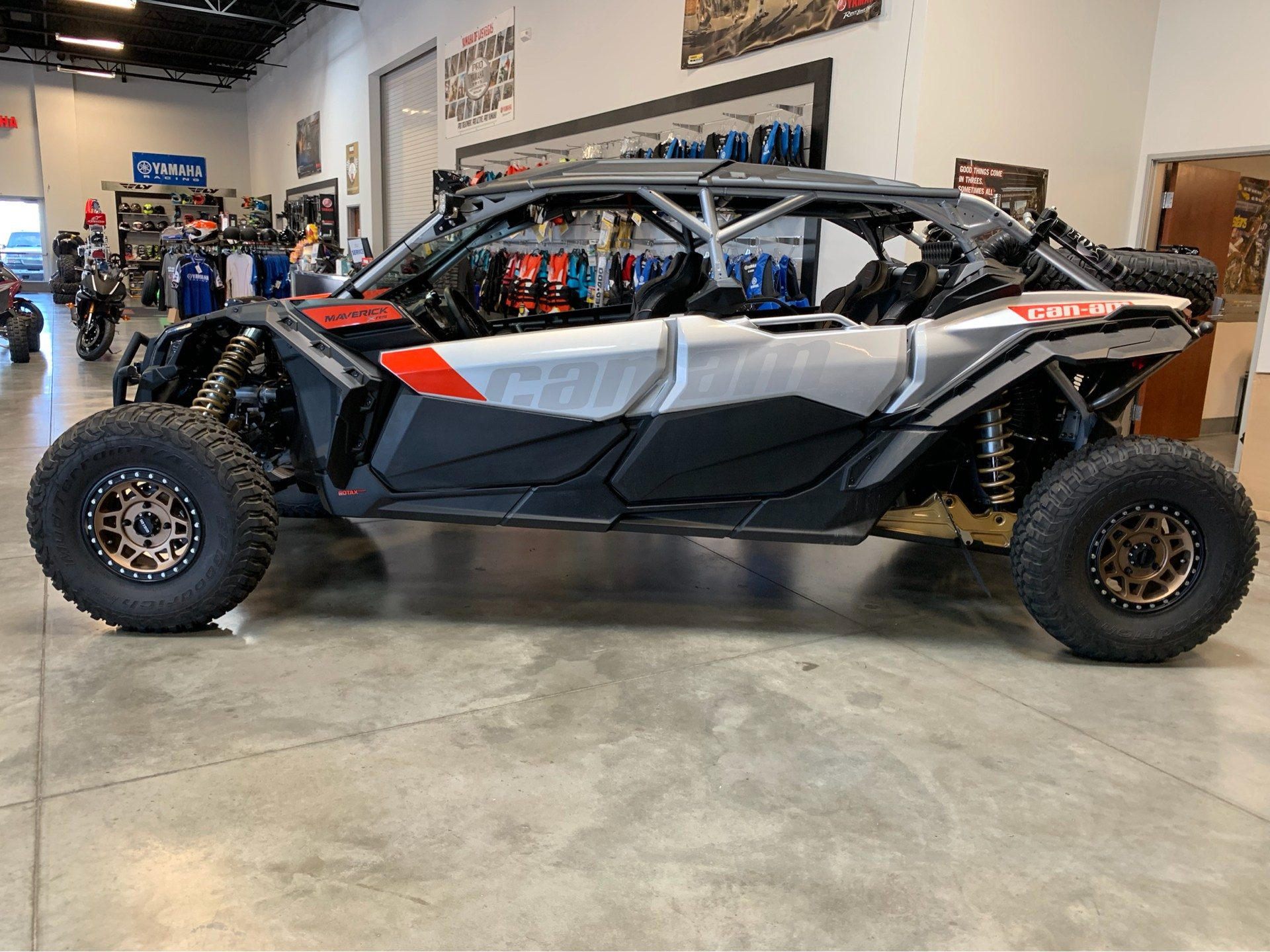 2019 Can-Am Maverick X3 Max X rs Turbo R for sale 4602