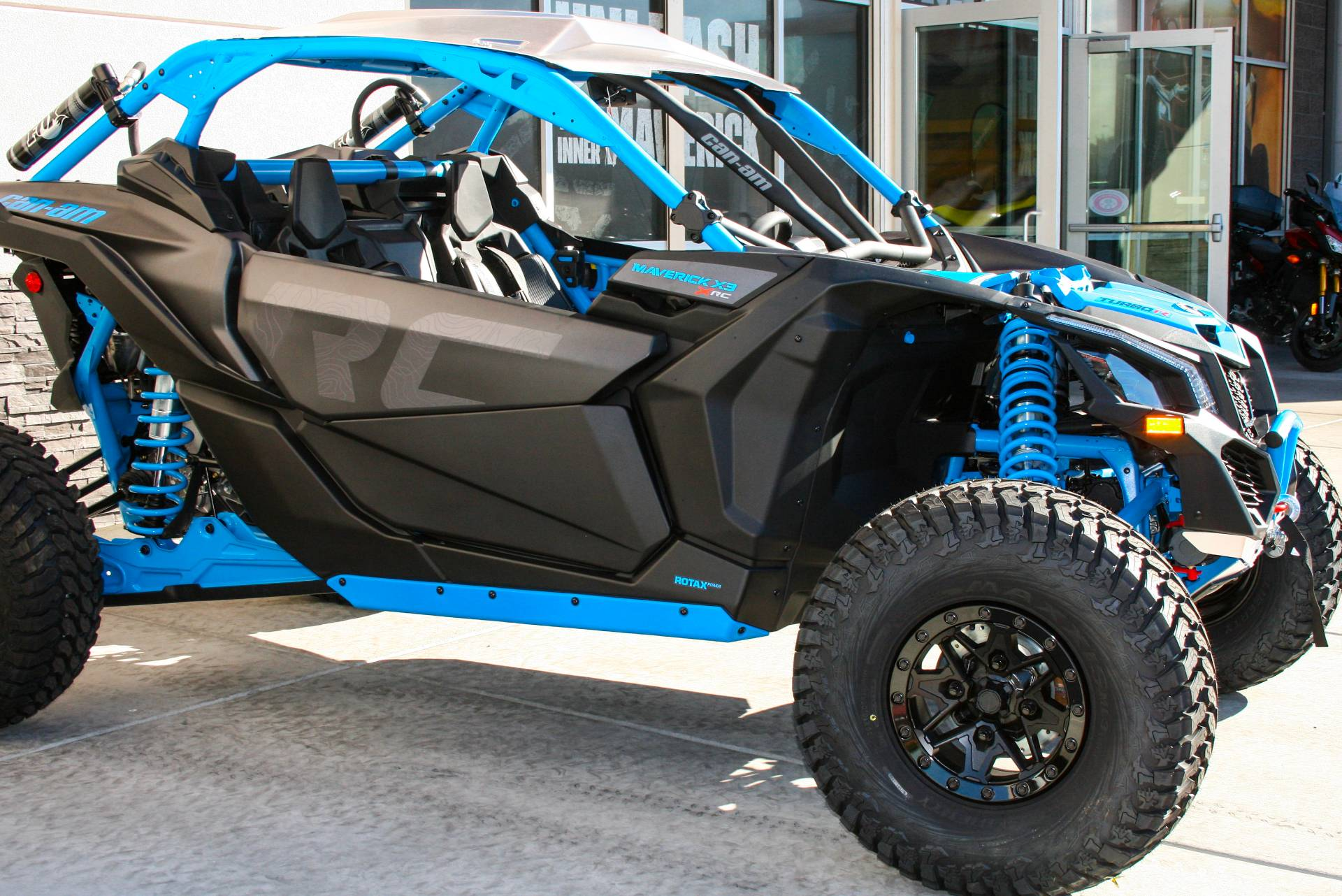 2018 Can-Am Maverick X3 X rc Turbo R in Las Vegas, Nevada