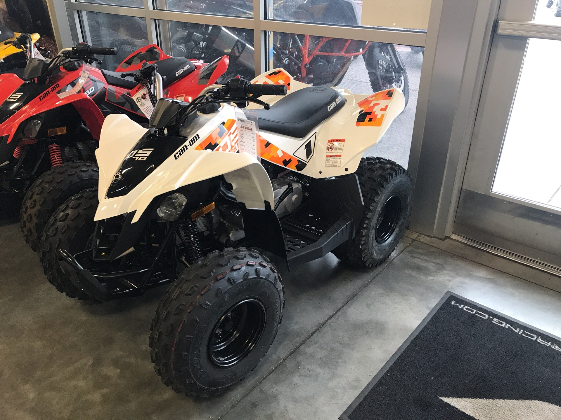 2019 Can-Am DS 70 in Las Vegas, Nevada