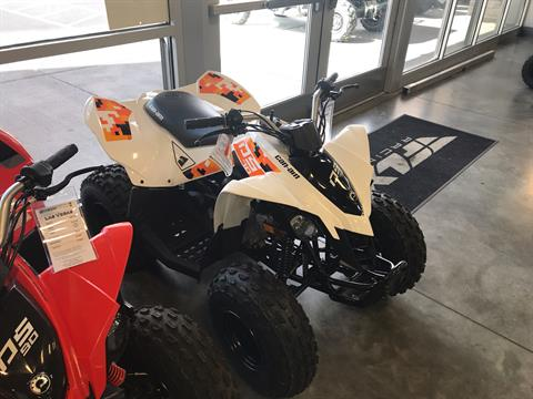 2019 Can-Am DS 70 in Las Vegas, Nevada - Photo 2