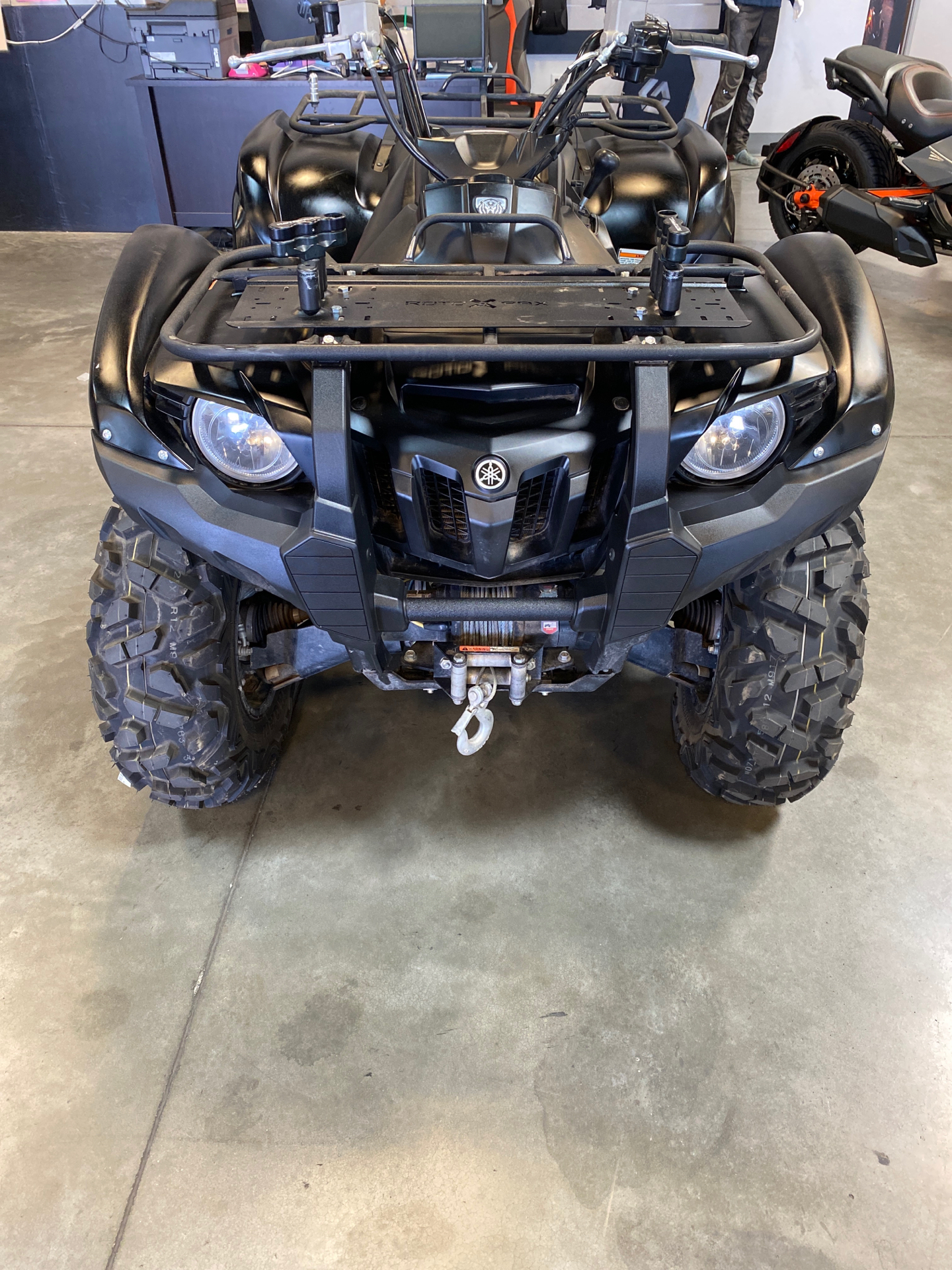 2013 Yamaha Grizzly 700 FI Auto. 4x4 EPS Special Edition in Las Vegas, Nevada - Photo 1