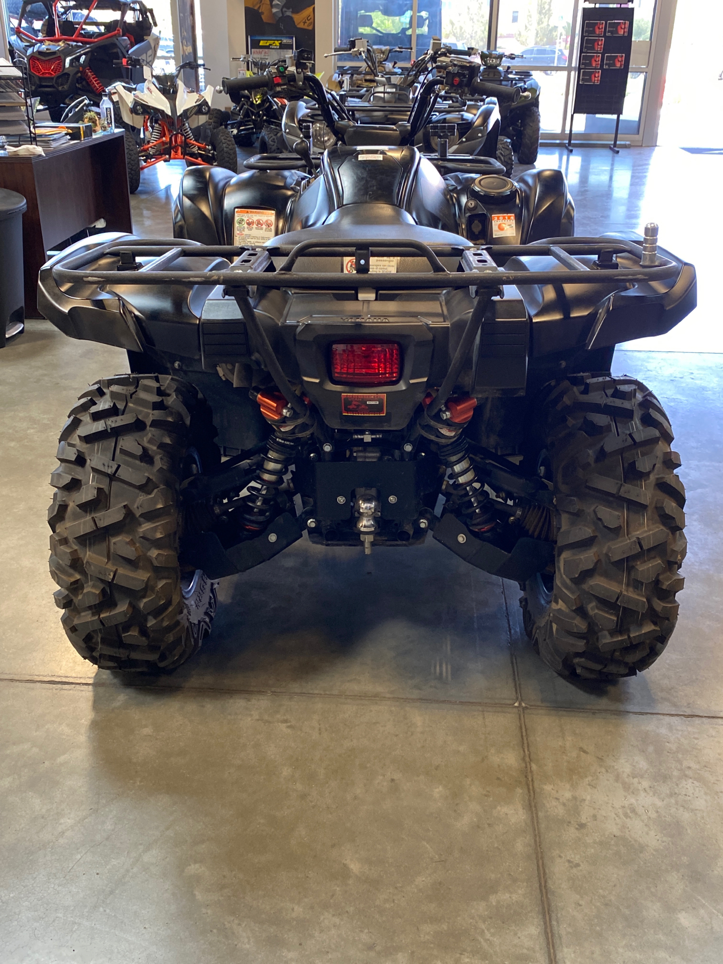 2013 Yamaha Grizzly 700 FI Auto. 4x4 EPS Special Edition in Las Vegas, Nevada - Photo 4