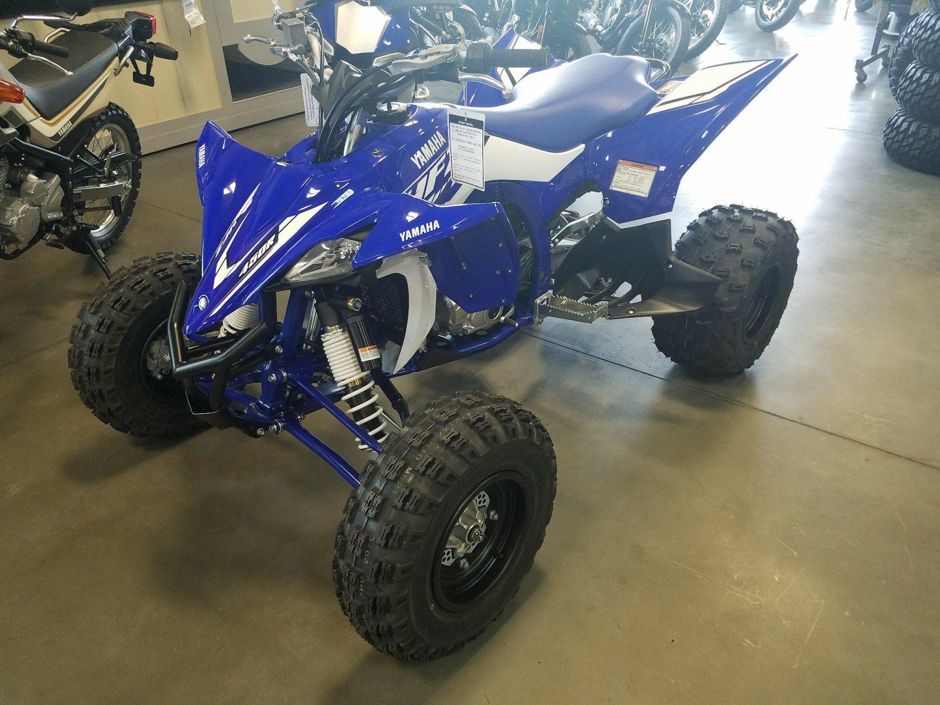 2018 Yamaha YFZ450R for sale 167