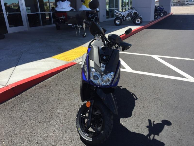2016 Yamaha Zuma 125 in Las Vegas, Nevada