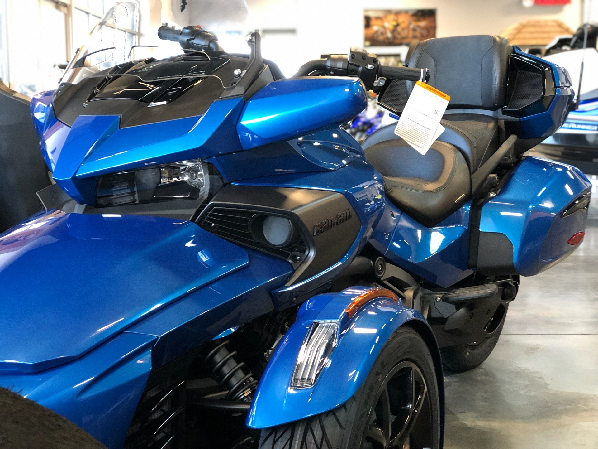 2019 Can-Am Spyder F3 Limited for sale 907
