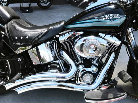 2010 Harley-Davidson Softail® Fat Boy® in Las Vegas, Nevada